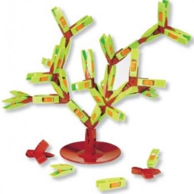 Árvore de pinça
