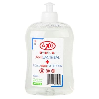 Álcool Gel Desinfetante de Mãos Protecção Extra 500 ml