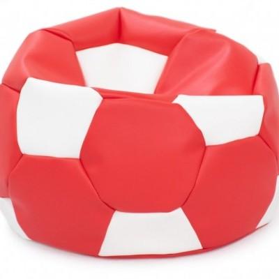 Puff bola de futebol com 45cm de diâmetro