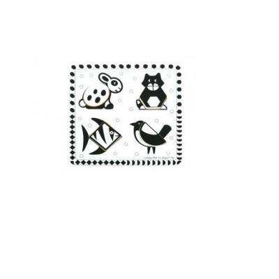 Puzzle Preto e Branco