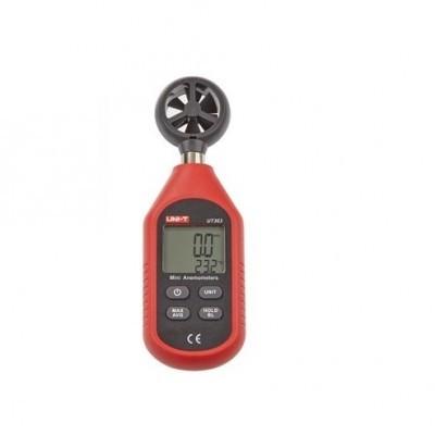 Mini Anemómetro (Medidor de Vento)