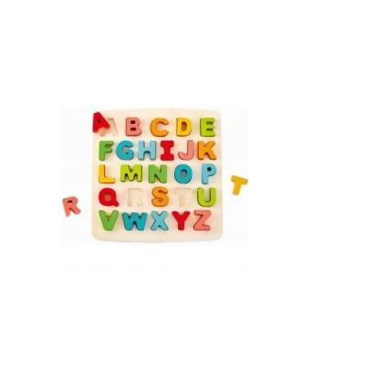 Puzzle de Madeira do Alfabeto