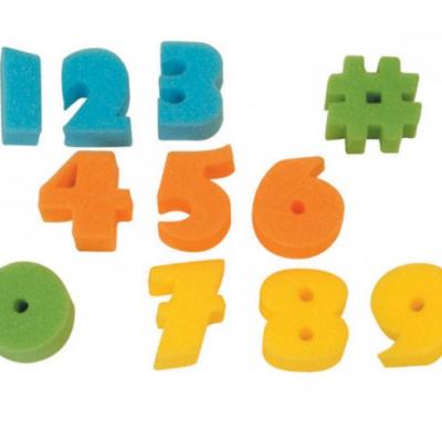 11 selos numéricos