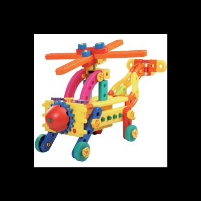 O pequeno engenheiro - Veículo