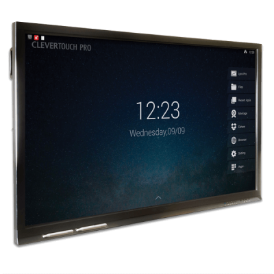 Monitores Interactivos CLEVERTOUCH - Serie V