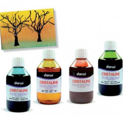 4 Frascos de tinta para desenhos