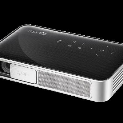 Projetor de bolso QUMI Q38 600 ANSI FULLHD LED NEGRO