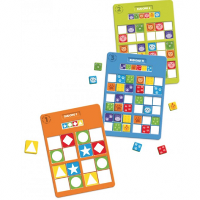 Sudoku progressivo