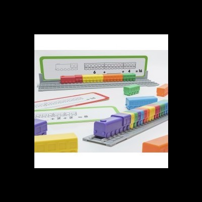 Comboio da Matemática - Adição