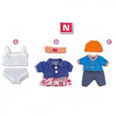 Roupas para bebés de 21 cm