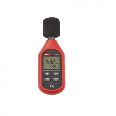 Mini Medidor de Temperatura e Humidade