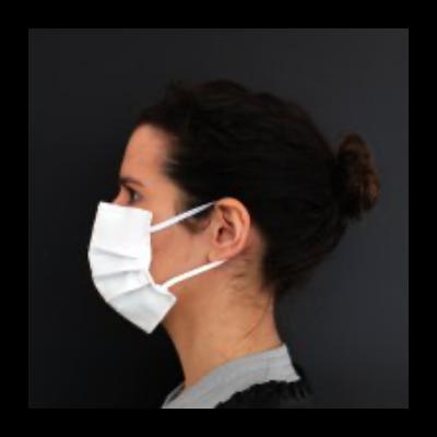 Máscara Facial Lavável - 3 Camadas