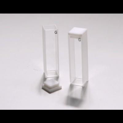 Cubeta de vidro padrão, 10 mm