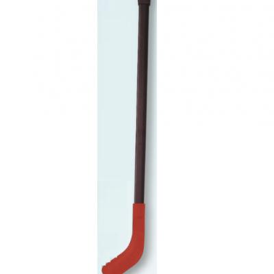Stick  de hóquei vermelho