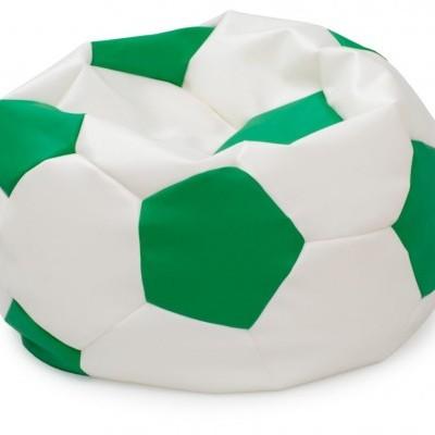 Puff bola de futebol com 75cm de diâmetro