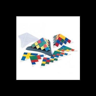 Pirâmide em Cubos