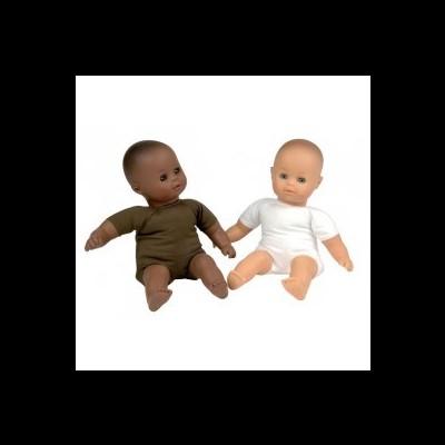 Bebés de corpo macio