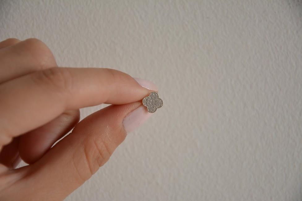 Brincos em prata - Vail
