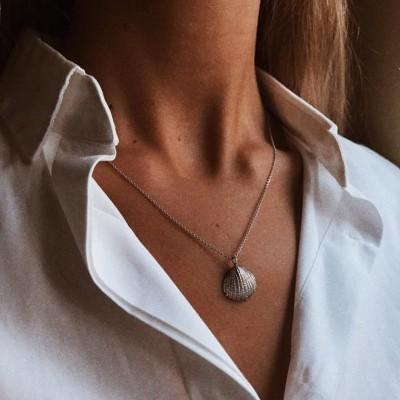 Colar em Prata 925- Seashell