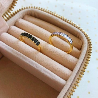 Anéis em prata 925- Louise
