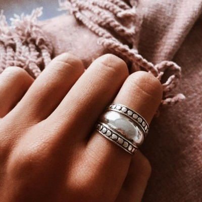 Anéis em prata 925 - Bonnie