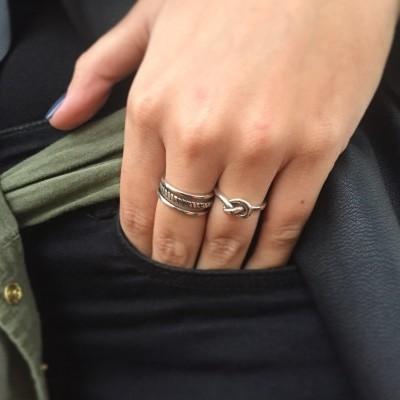 Anéis em prata 925- Beverly