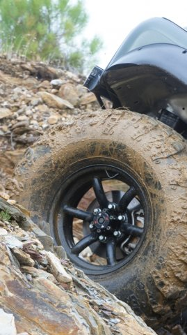 Jantes Reinforced Wheels