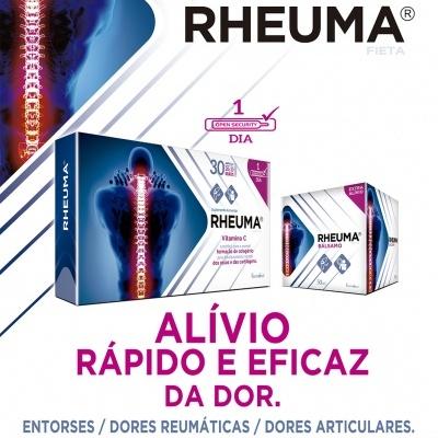 RHEUMA FIETA 20 + 10 AMPOLAS