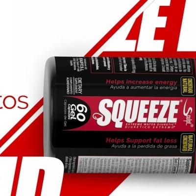 SQUEEZE® HD 60 CÁPSULAS