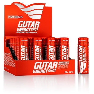 GUTAR ENERGY SHOT - 20X60ML