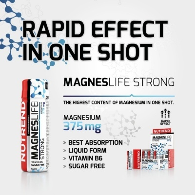 MAGNESLIFE FORTE - 20X60ML