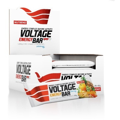 VOLTAGE ENERGY CAKE - 25X65GR