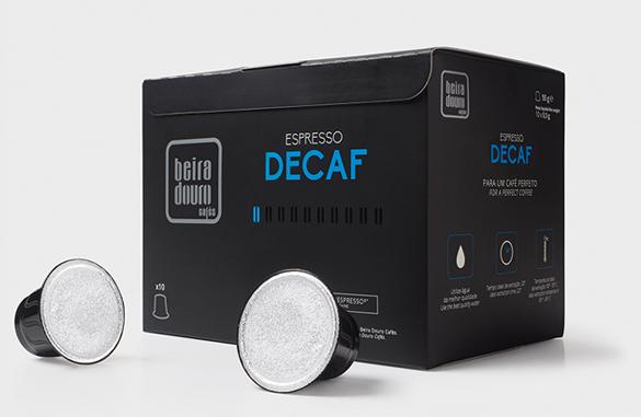 Compativeis Nespresso Beira Douro Descafeinado 10 unidades