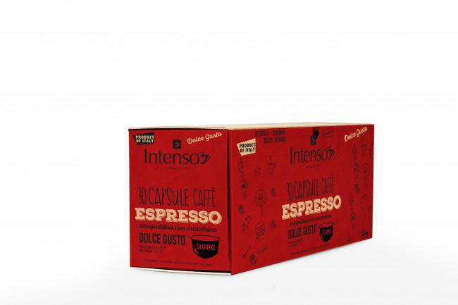 Compatíveis Dolce Gusto Café 30 Unidades