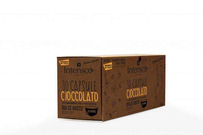 Compatíveis Dolce Gusto Chocolate quente 30 Unidades