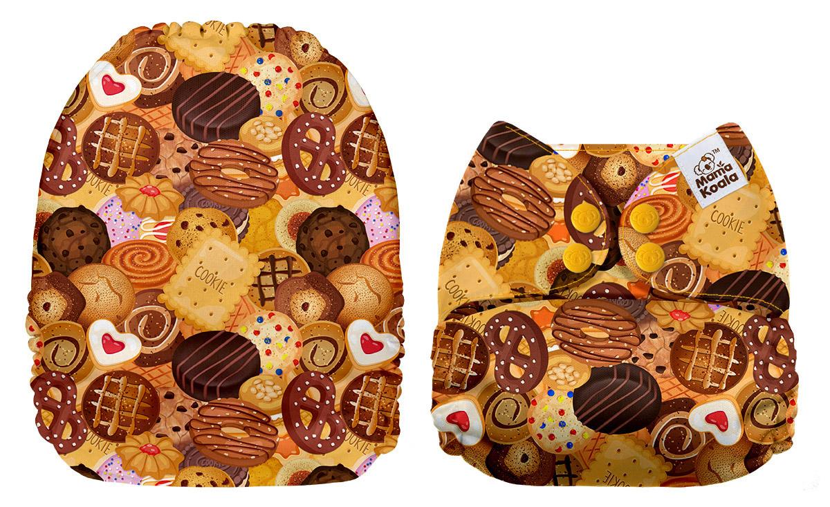 Fralda de Bolso Mama Koala - Cookies 2