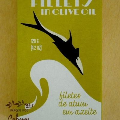 Filetes de Atum em Azeite AtiManel