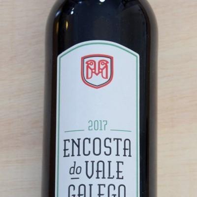 """Vinho Tinto """"Encosta do Vale Galego"""" castas Tinta Roriz + Castelão"""