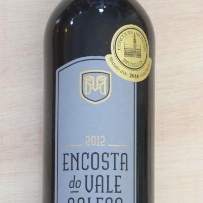"""Vinho Tinto  Reserva """"Encosta do Vale Galego"""" castas Touriga Nacional + Cabernet Sauvignon"""