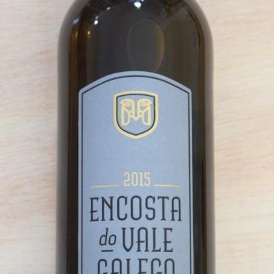 """Vinho Branco Reserva """"Encosta do Vale Galego"""" castas Fernão Pires + Malvasia + Arinto"""