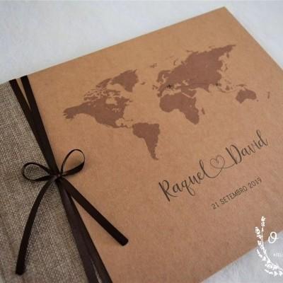 Livros e Caixas de Mensagens Casamento