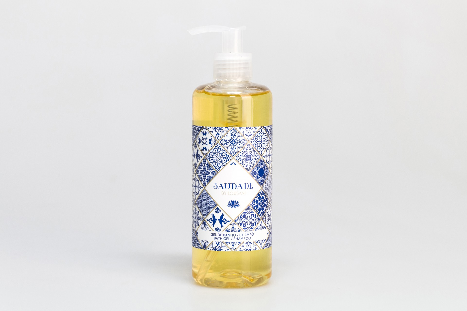 Gel Banho/Shampoo 300 ml Saudade