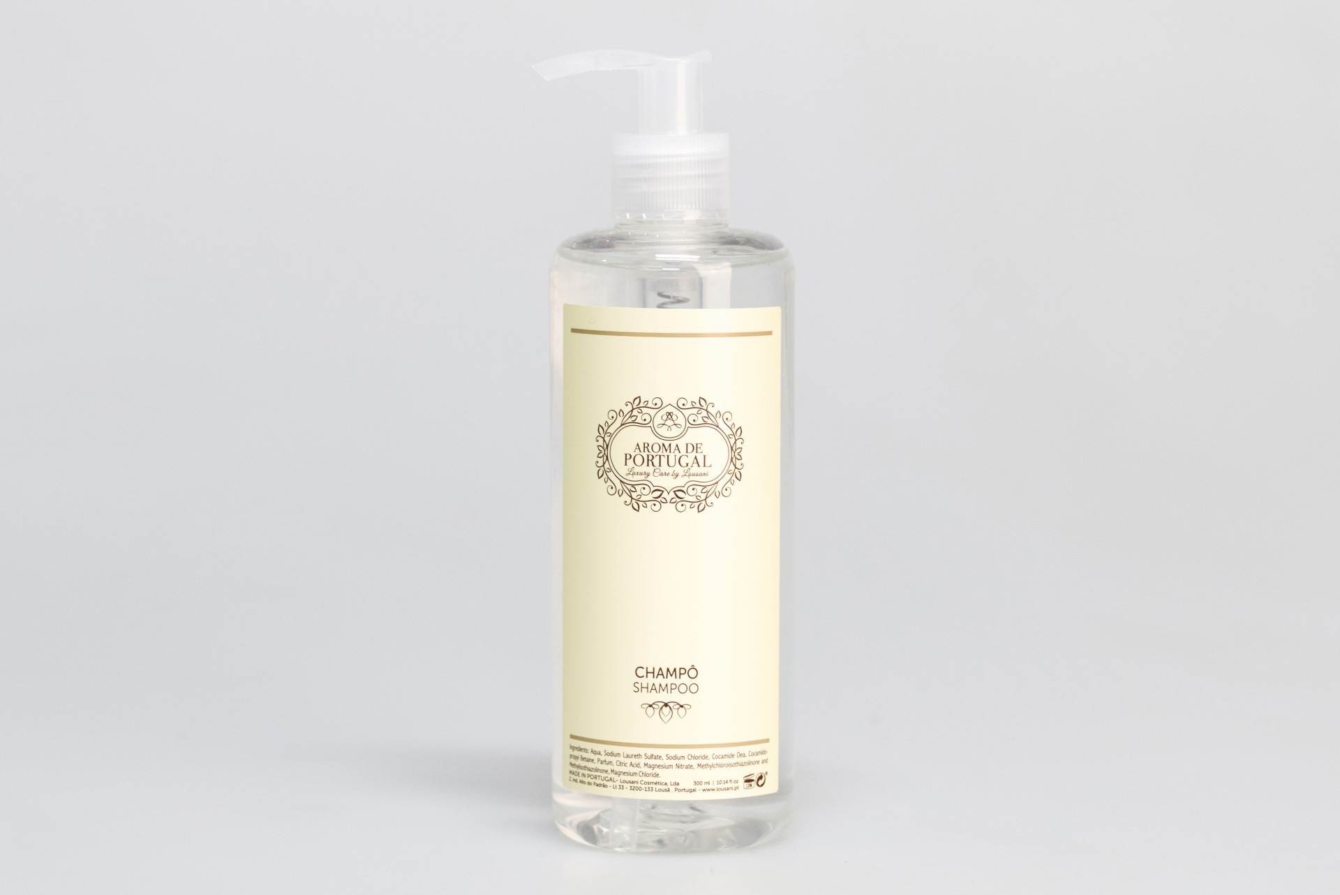 Doseador Shampoo 300 ml Aromas Portugal