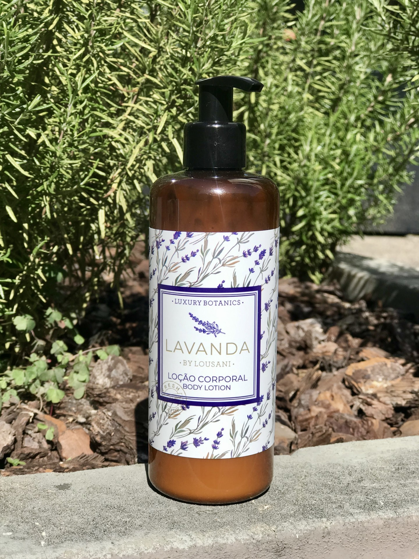 Body Lotion Lavanda
