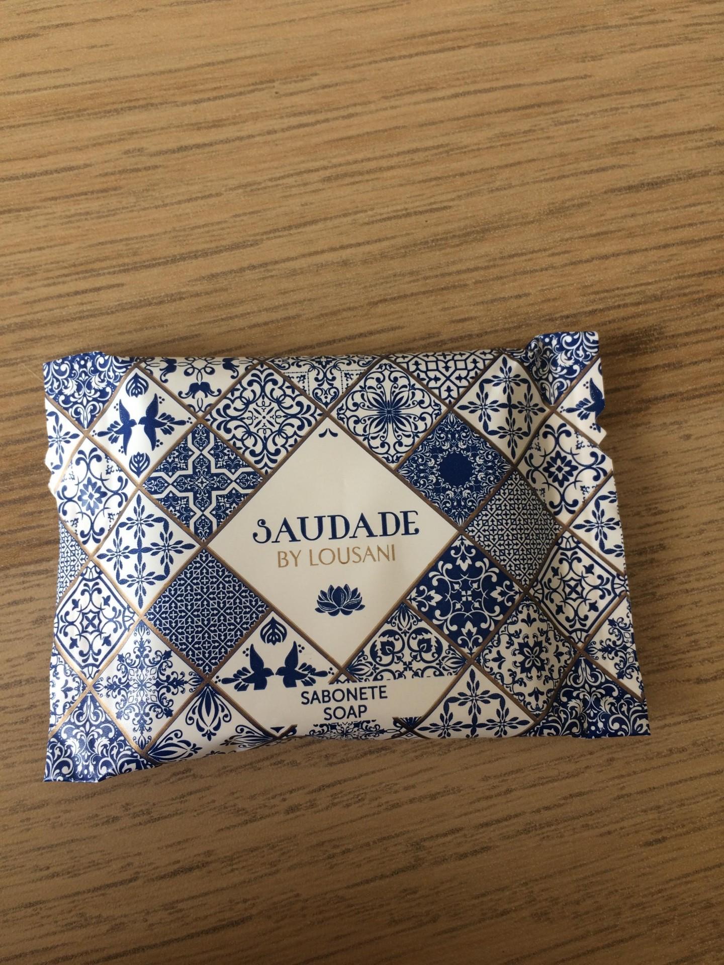 Sabonete 15 Grs Saudade