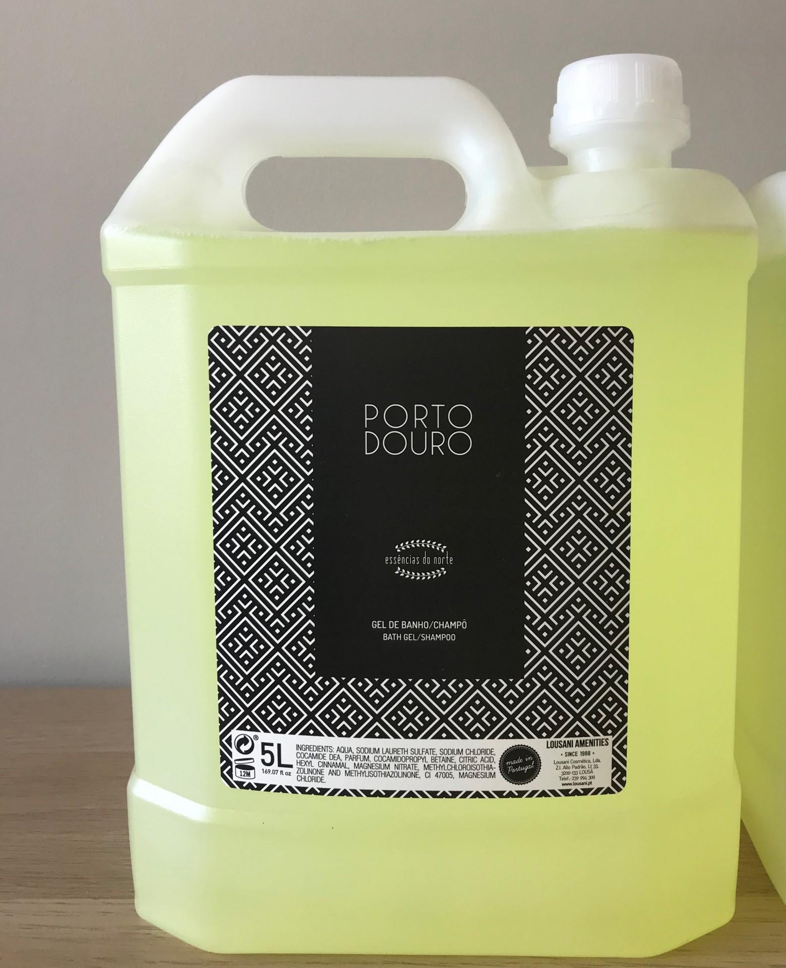 Recargo 5l Champo/ gel banho Porto Douro