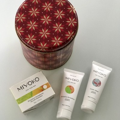 Conjunto Miyoko Vela Massagem