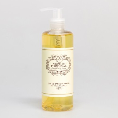 Doseador Shampo/Gel Banho  300 ml Aromas de Portugal