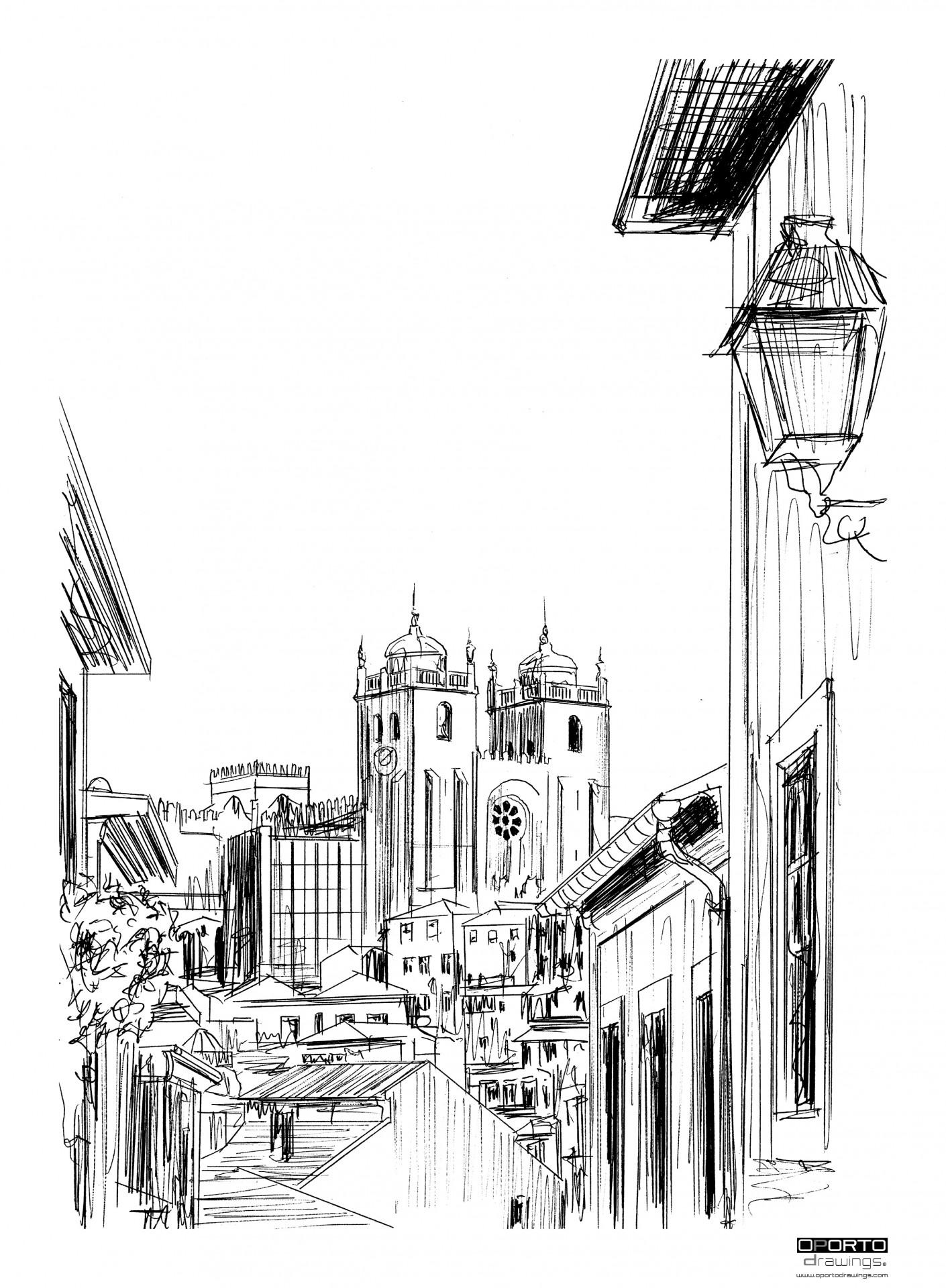 sé catedral e casa dos 24