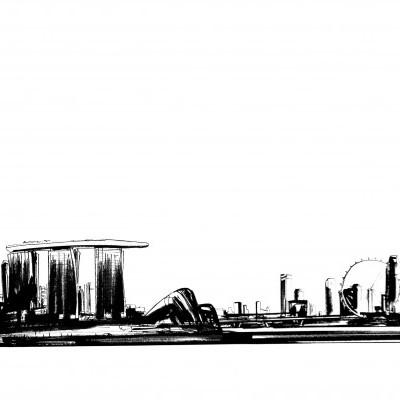 Skyline :: Singapura